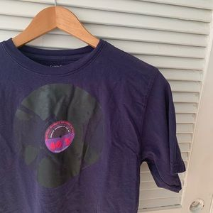 Vintage 80s Vinyl Graphic Tee Size Medium